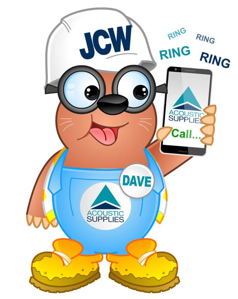 DAVE - JCW Acoustic Supplies