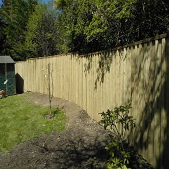 Acoustic Fencing, Gates and Barriers