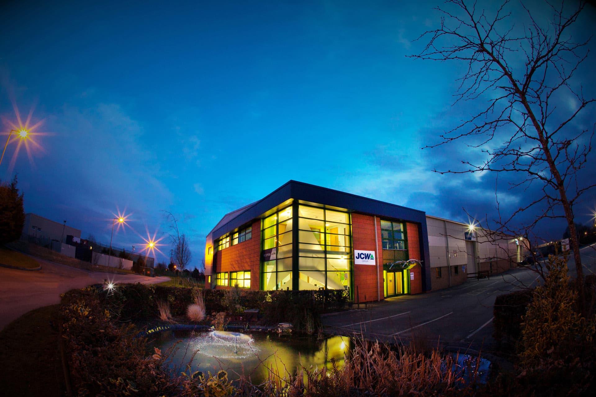 JCW Acoustic Supplies - Distribution Centre