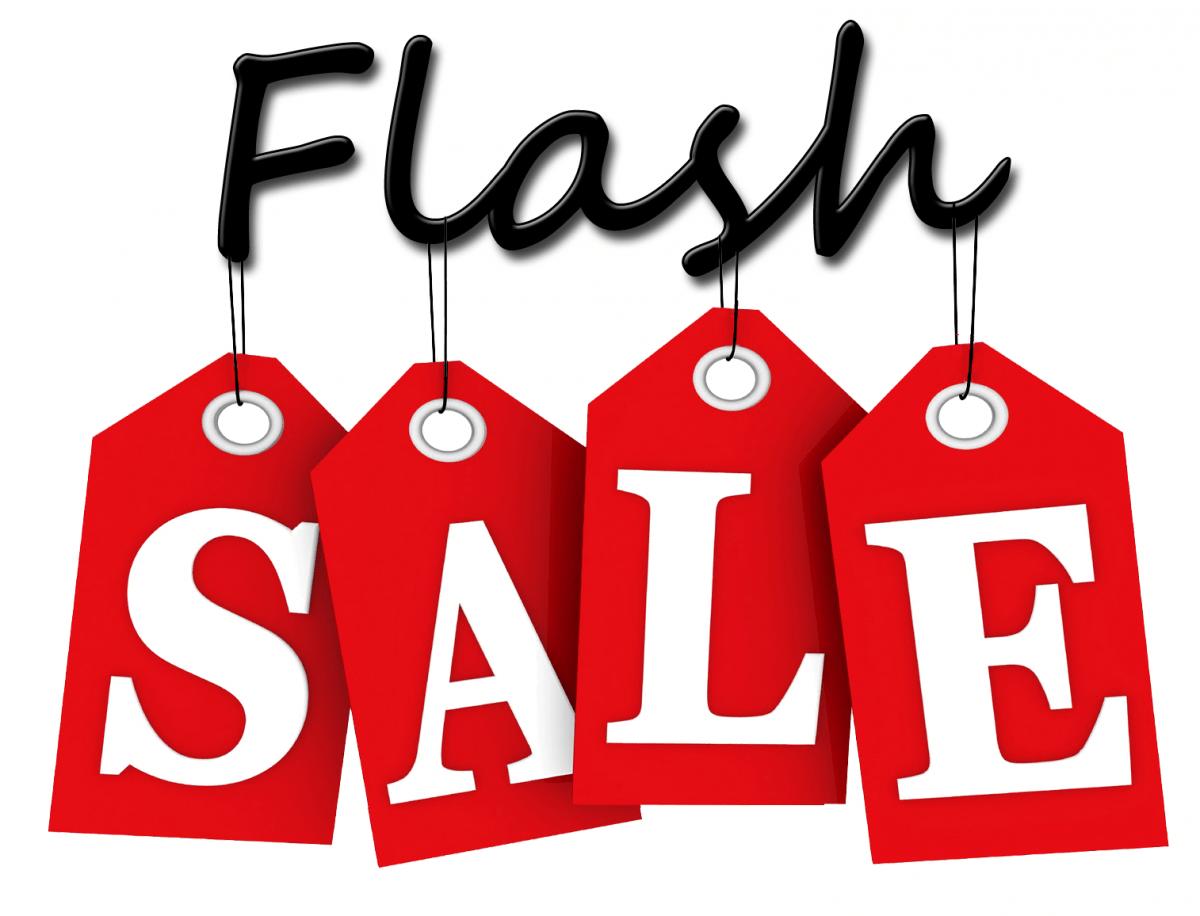 flash sale banner v2