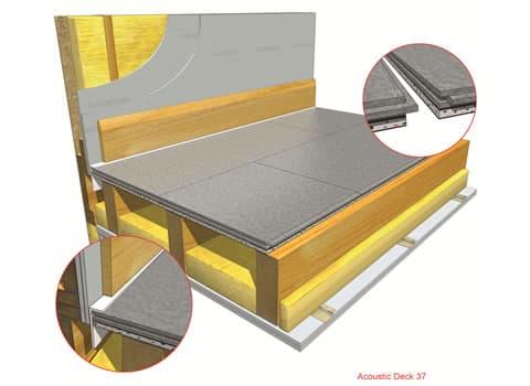 Acoustic Deck 37