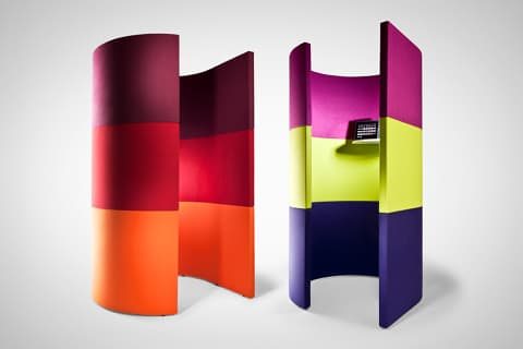 Acoustic Privacy Booth Office Soundproofing Solutions