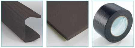 Acoustic Screed Foam Pack Elements