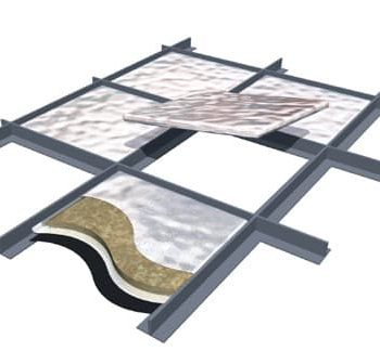 JCW Acoustic Ceiling Pads