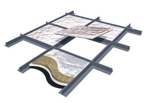 JCW Acoustic Ceiling Pads