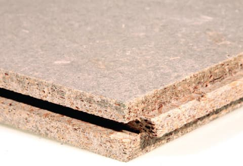 JCW Cement Particle Board for Ceilings & Floors