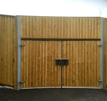 JCW Sound Gates