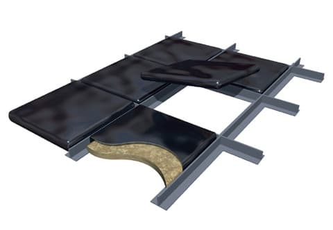 JCW Thermal & Acoustic Ceiling Pads