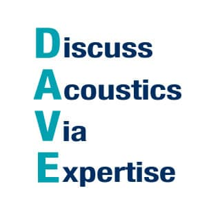 DAVE - Discuss Acoustics Via Expertise