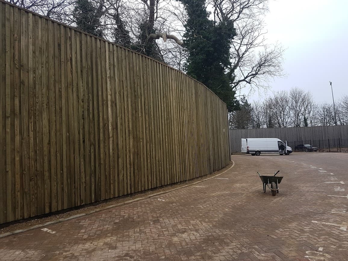 Soundproof Fencing