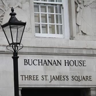 Buchanan House soundproofing