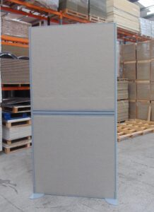 Soundproof divider