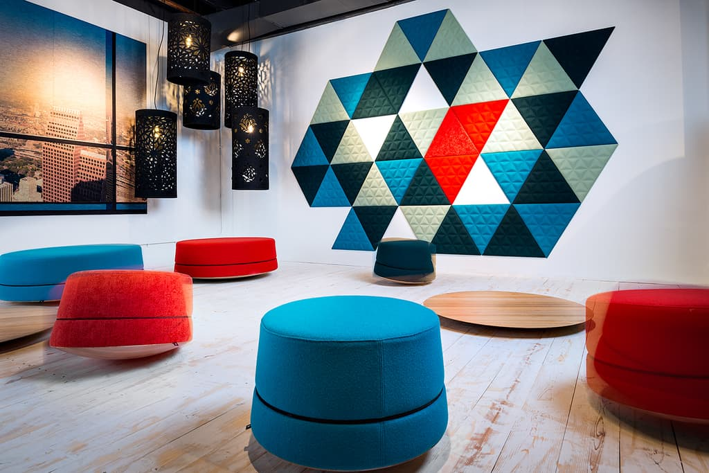 BuzziSpace Acoustic Panels and Sound Absorbers