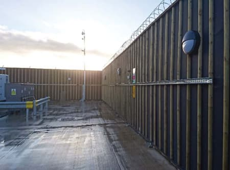 Image Of JCW Absorbent Sound Screen At Stag Energy