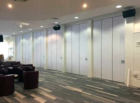 Moveable Acoustic Wall Image