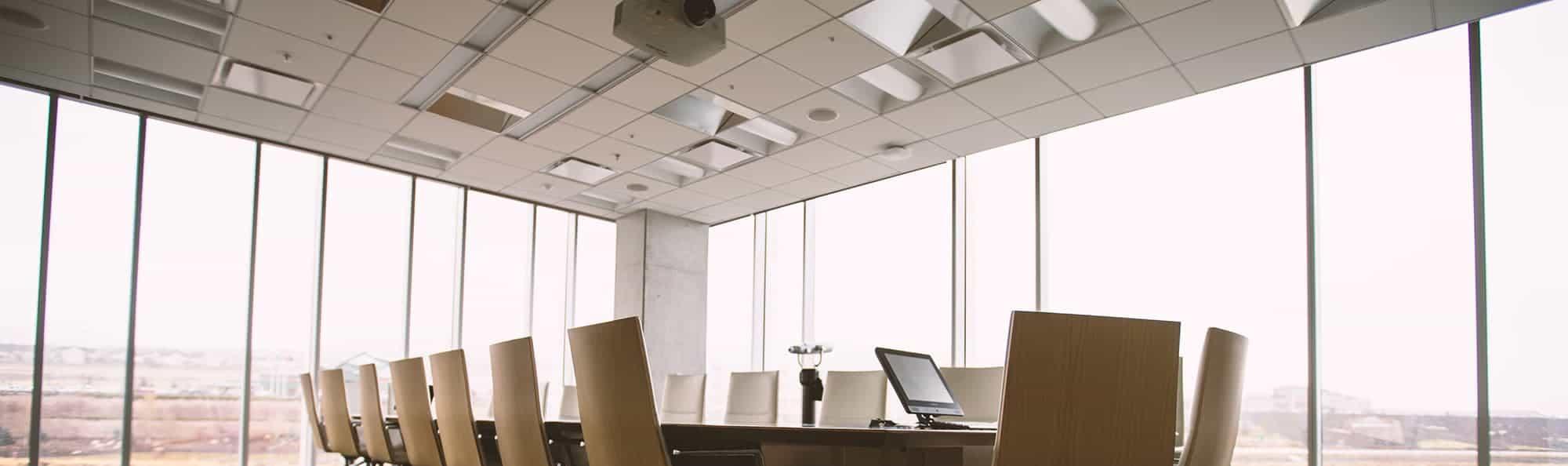 JCW Ceiling Soundproofinng Slide